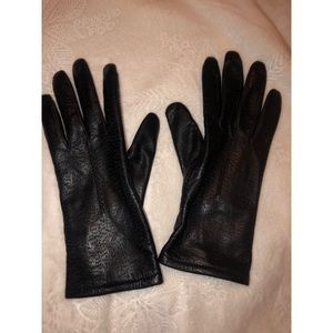 🖤Women leather Gloves🖤